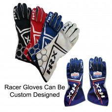 Racer Gloves Fully Customised
